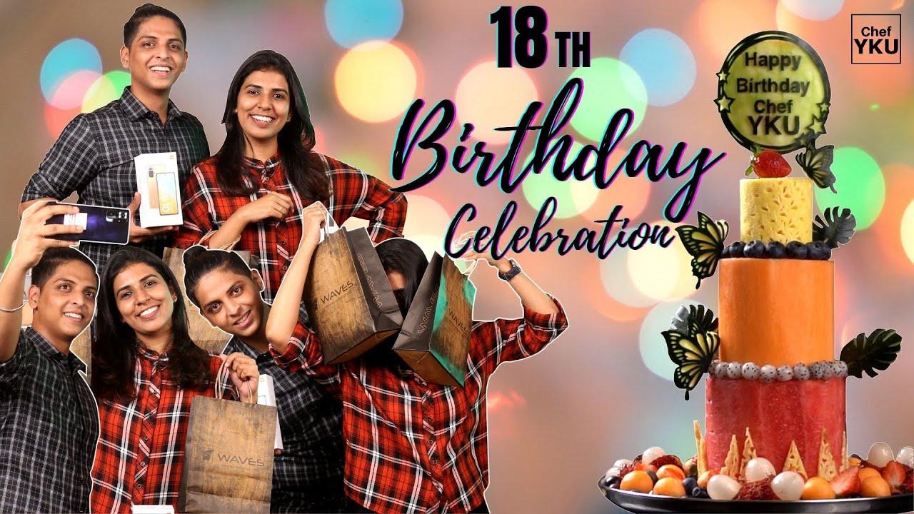 Download 18th Birthday Celebration Vlog