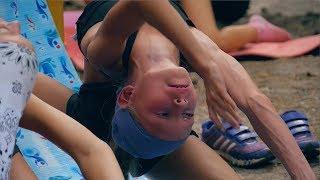 Rhythmic Gymnastics Training\ children / FORA  / 01.08.2017