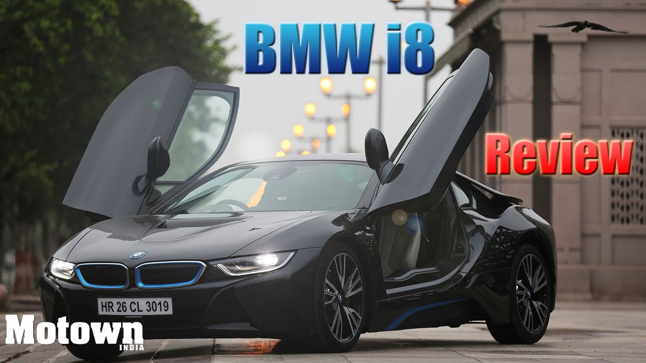 2015 Bmw I8 First Drive Road Test Review Motown India Youtube