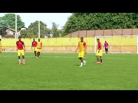Guinée, Sily National, le défi de la reconstruction