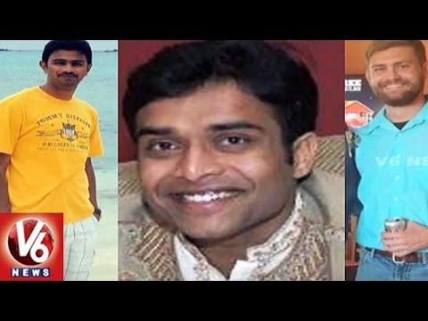 NRI Srinivas Shot Dead In Gun Fire At Restaurant In Kansas City    V6 USA NRI News