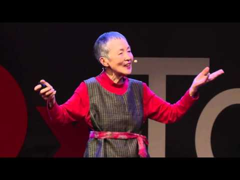 Plant your own tree in your mind   Masako Wakamiya   TEDxTokyoSalon