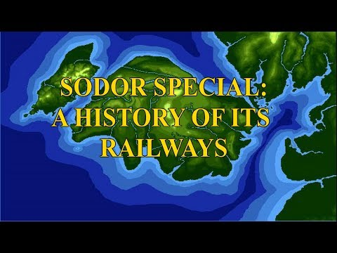 Sodor Special: A History of its Railways
