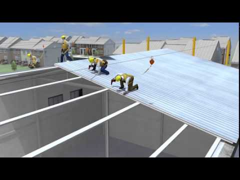 Leading Edge Work: Prevention Video (v-Tool): Falls in Construction