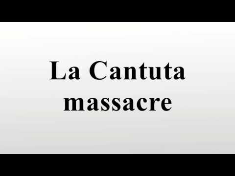 La Cantuta massacre