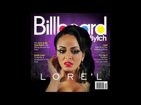LORE'L - BILLBOARD BYTCH (EP)
