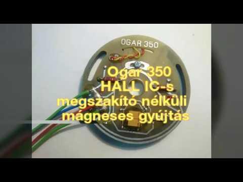 Jawa 350 elektronikus gyújtás