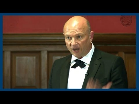 Drones Are Ethical And Effective | Kenneth Anderson | Oxford Union