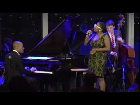 Cécile McLorin Salvant - I Didn't Know What Time it Was (Live at Dizzy's)