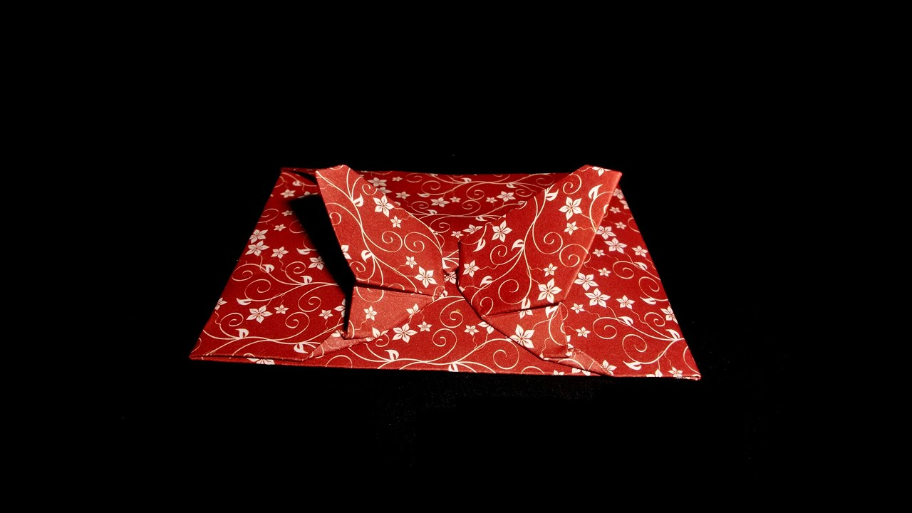 Briefe Falten Origami : Origami schmetterlings umschlag butterfly envelope