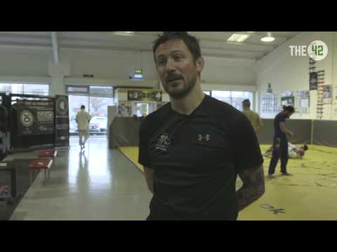 A tour of the SBG Ireland gym with John Kavanagh