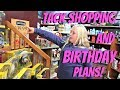 TACK STORE SHOPPING AND SOPHIE'S BIRTHDAY PLANS! Day 248 (09/08/18)
