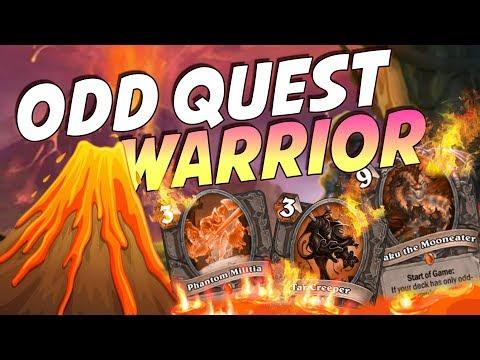 Odd Quest Warrior | É tornato uno dei deck piú belli di sempre