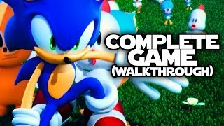 Sonic Lost World [Complete Game] - No Commentary