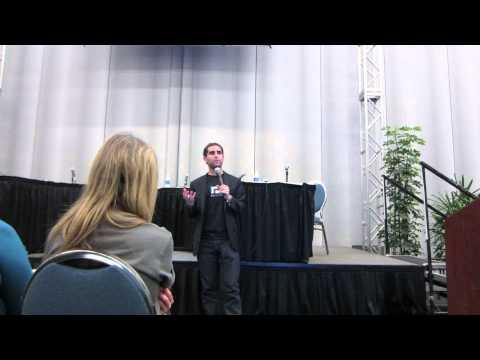 36. BITCOIN 2013 - Day 2 - Cash Deposits, Challenges & Ideas (BitInstant.com) part 1of3