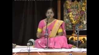 Laali Laali - Carnatic Classical - Vocal by Smt M Sasirani, Visakhapatnam.