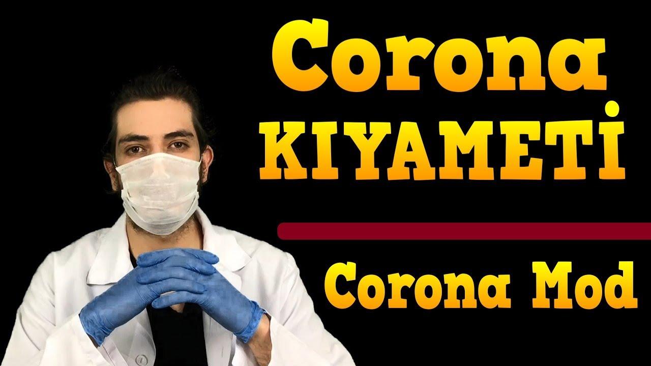 Corona Virüs İnsanlığın Sonu mu?   Kıyamet Alametleri