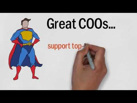The Chief Operating Officer COO Video