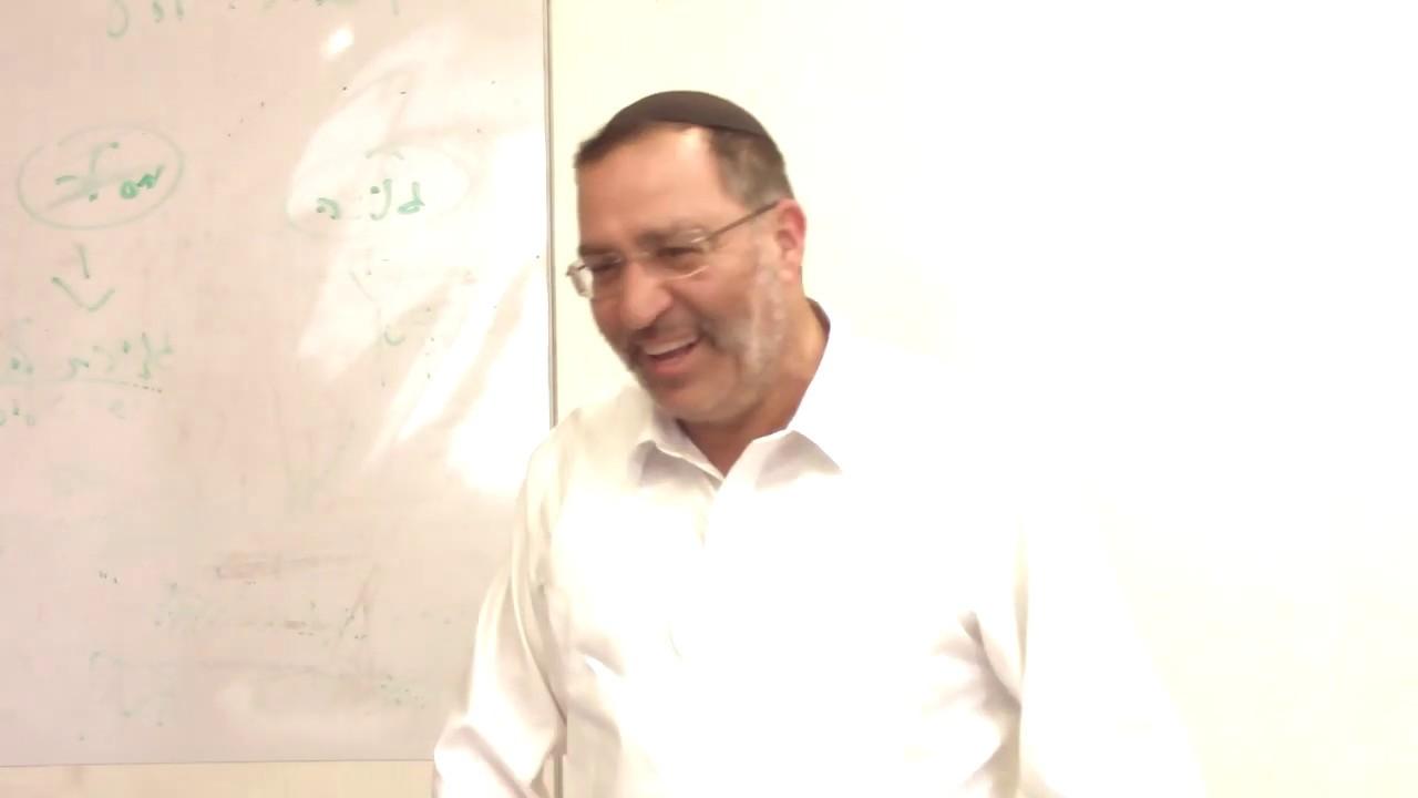 חיוב הנישואין - צורבא מרבנן - הרב בן ציון אלגאזי