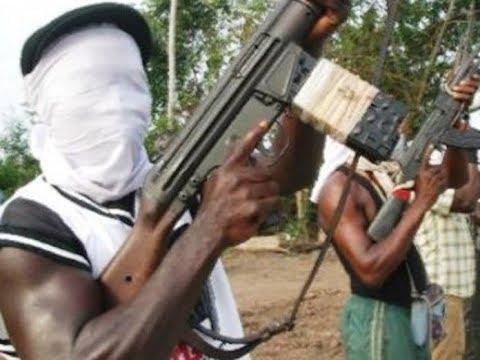 BREAKING NEWS: Gunmen Abduct Cameroon Separatist President in Nigeria