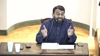 Shaykh Yasir Qadhi | The Signs of the End of Times, pt 1 - Introduction and the Early Fitnas
