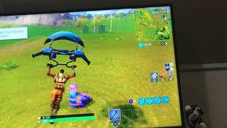 Playing with spifyxjayman. Fortnite (sorry I got to go and make the channel)