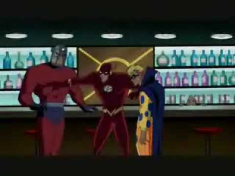 Orion on Justice League Unlimited
