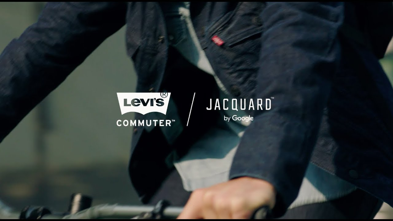 Introducing Levi's® Commuter Trucker Jacket with Jacquard by Google
