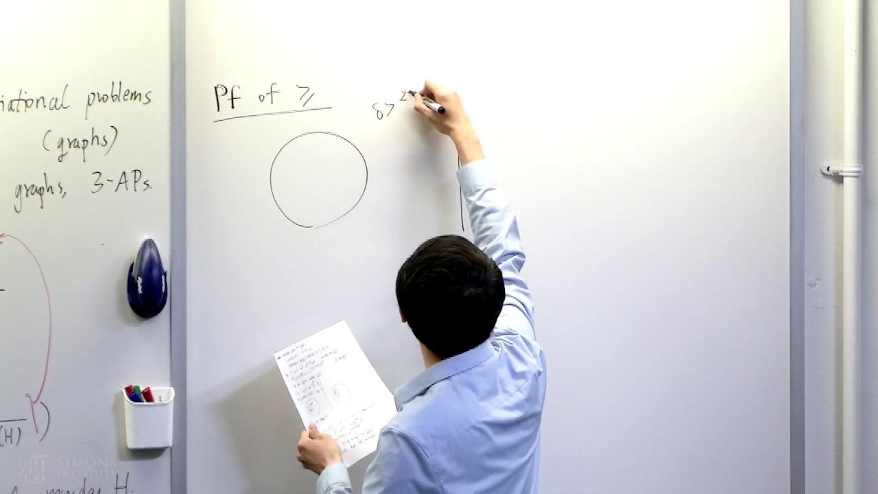 Yufei Zhao | MIT Mathematics