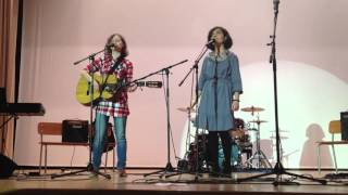 Анна Мартиросян и Ольга Алтунина - Wake me up (Avicii/Postmodern Jukebox)