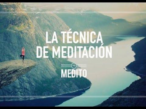Aprende a meditar (3/9): La técnica de meditación