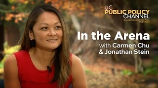 In The Arena with Carmen Chu and Jonathan Stein