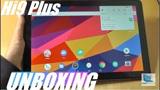 "Unboxing: Chuwi Hi9 Plus Android Tablet, 10.8"" 2K Display!"