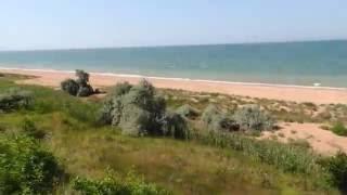 видео Пересыпь Азовское море |Отдых в Пересыпи 2017