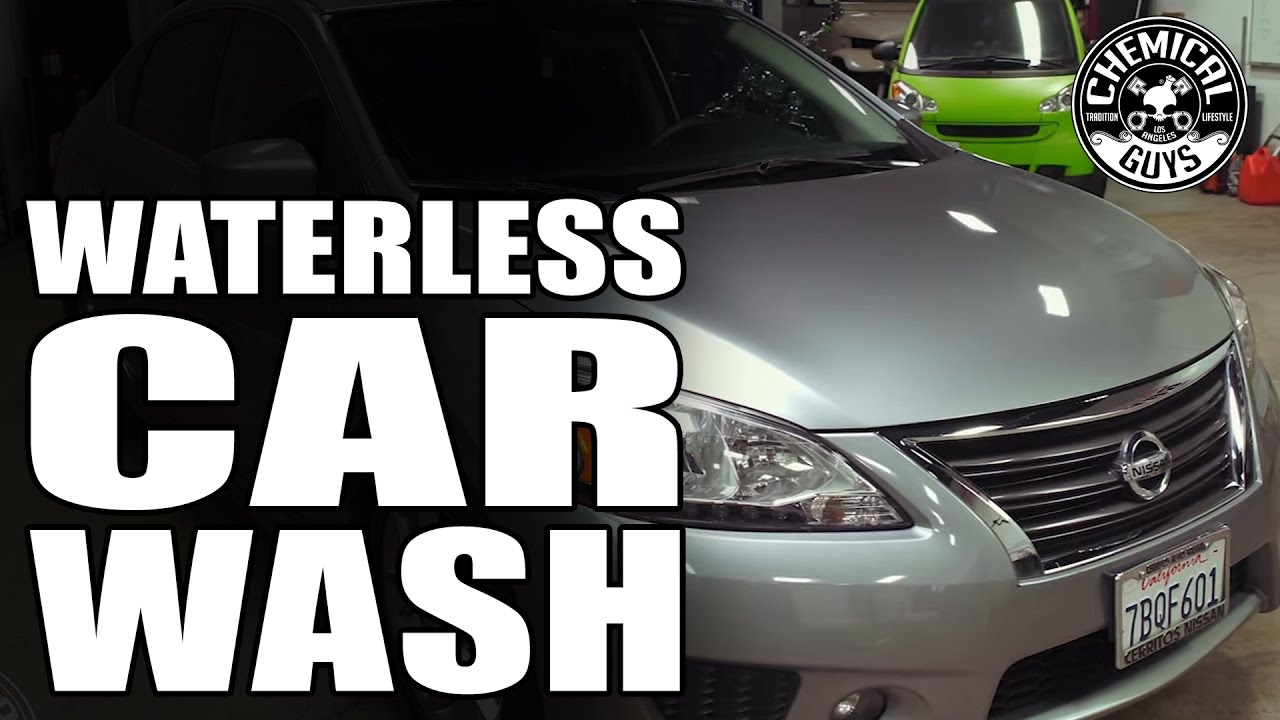 Contact or contactless car wash harms paintwork cars more 26