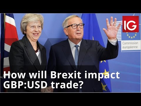 How will the proposed Brexit deal impact the GBP:USD trade?