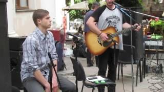 День вуличної музики у Чернівцях, вул. Кобилянської(, 2016-05-21T20:40:22.000Z)