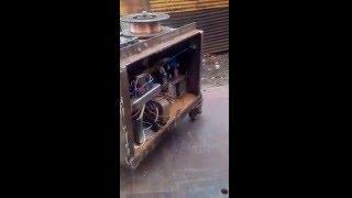 самодельный полуавтомат-переделка блю вельд