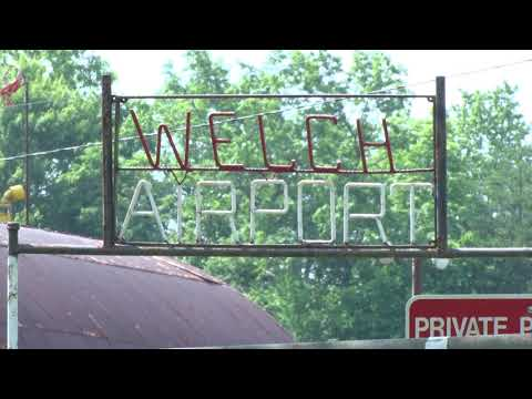 Abandoned Airports: Welch, WV