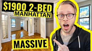 $1900 Pandemic Pricing in Manhattan's Upper East Side!