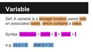 JAVA Programming Tutorials - Variables, Data Types and Comments - 05