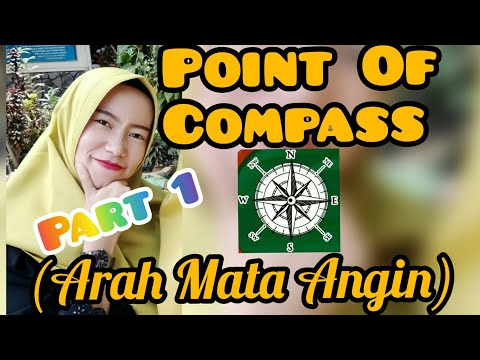 PART 1_Point Of Compass (Arah Mata Angin) || Venny Kusuma from YouTube · Duration:  4 minutes 6 seconds