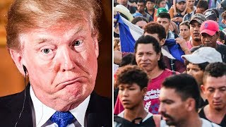 Trump Has Tweeted ZERO Times About The Caravan Since The Midterms
