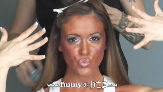 Alyssa Milano Says Dark Skin Was Snooki Impression