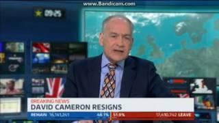 GMB Close & Handover to ITV News EU Referendum Special - Friday 24th June 2016