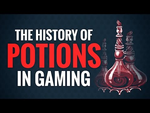 History Of Potions In Gaming