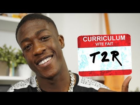 Youtube: T2R – Curriculum Vite Fait