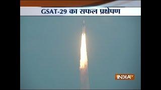 GSAT-29 satellite, launches successfully from Satish Dhawan Space Centre in Sriharikota