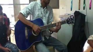 Woh Beete Din Yaad Hai on Guitar