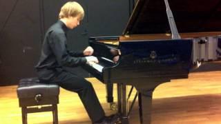 Mozart Sonata no 13 3